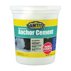 Anchoring Cements