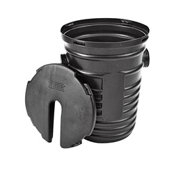 Pump Well Caps & Basins