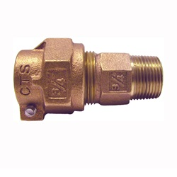 Brass Pipe Compression Fittings