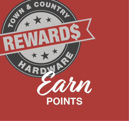 town & country rewards program