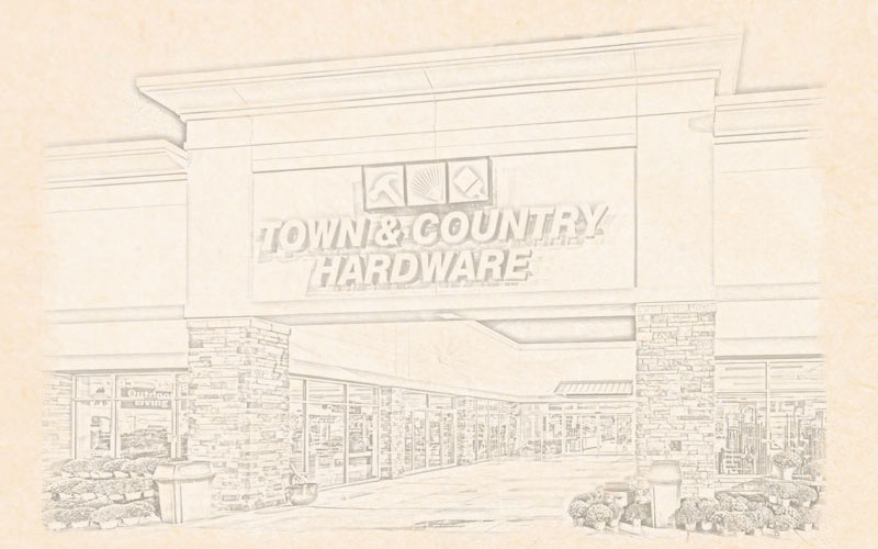 hardware store welcome