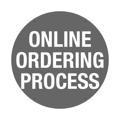 online ordering process